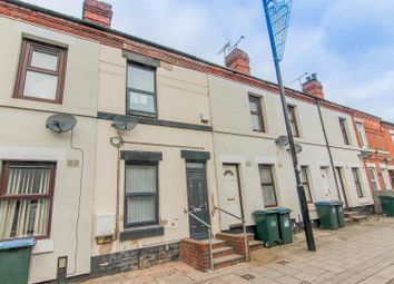 Thumbnail 5 bedroom terraced house for sale in Stoney Stanton Road, Coventry