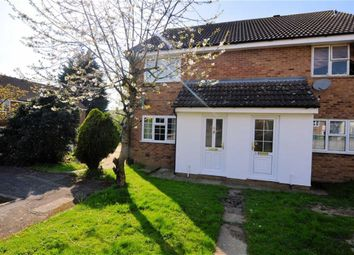 Thumbnail 1 bed maisonette to rent in Cunningham Rise, North Weald, Epping