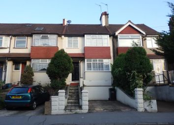 Thumbnail 3 bed terraced house to rent in Whytecliffe Road South, Purley