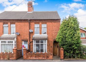 Thumbnail 3 bed semi-detached house for sale in Church Lane, Whitwick, Coalville