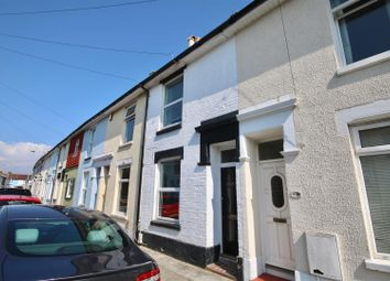 Thumbnail 4 bed terraced house to rent in Trevor Road, Southsea