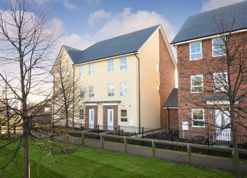 "Thumbnail 4 bed terraced house for sale in ""Fawley"" at Bawtry Road, Bessacarr, Doncaster"