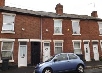 Thumbnail 2 bedroom terraced house for sale in Reeves Road, Derby, Derbyshire