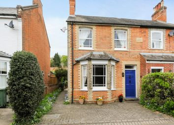 Thumbnail 3 bed semi-detached house for sale in Parkside Road, Sunningdale, Ascot