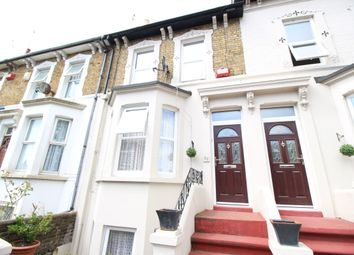 Thumbnail 3 bed terraced house for sale in Grange Road, Ramsgate