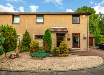 Thumbnail 3 bed semi-detached house for sale in Benalder Court, Glenrothes
