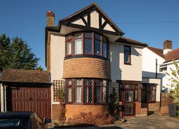 Thumbnail 3 bed detached house for sale in Tollers Lane, Old Coulsdon, Surrey
