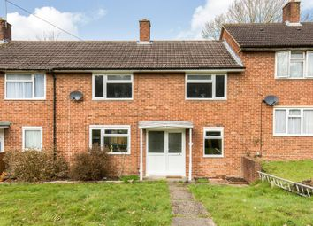 Thumbnail 4 bed terraced house for sale in Cheriton Avenue, Harefield, Southampton