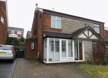 Thumbnail 3 bed semi-detached house for sale in Raby Close, Tividale, Oldbury