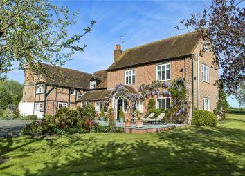 Thumbnail 6 bed detached house for sale in Ockham Lane, Ockham, Nr Cobham, Surrey