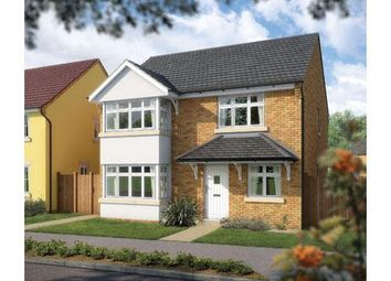 Thumbnail 4 bed detached house for sale in West Hill, Wincanton