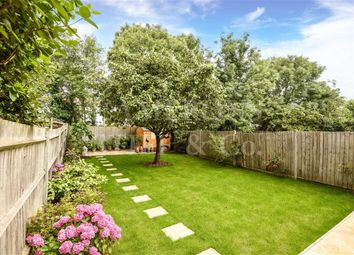 Thumbnail 3 bed flat to rent in Hanover Road, Brondesbury, London