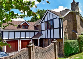 Thumbnail 5 bed detached house for sale in Lower Buckland Road, Lymington