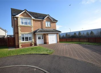 Thumbnail 4 bed detached house for sale in Croftcroighn Gate, Garthamlock, Glasgow