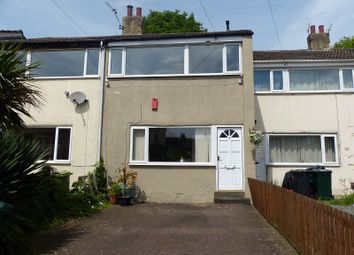 Thumbnail 3 bed terraced house for sale in Valley Court, Liversedge, West Yorkshire.