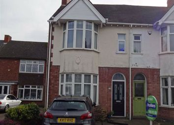 4 bed semi-detached house for sale in Hinckley Road, Earl Shilton, Leicester LE9