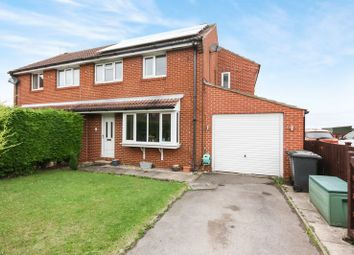 Thumbnail 4 bed semi-detached house for sale in 52 Kelcbar Close, Tadcaster