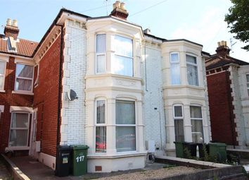 Thumbnail 1 bed flat for sale in Laburnum Grove, North End, Portsmouth