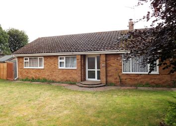Thumbnail 3 bed detached bungalow for sale in 88 Wangford Road, Reydon, Southwold