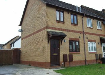 Thumbnail 2 bed semi-detached house to rent in Clos Cilsaig, Dafen, Llanelli