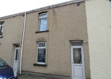 Thumbnail 2 bed terraced house for sale in Stewart Street, Cwm