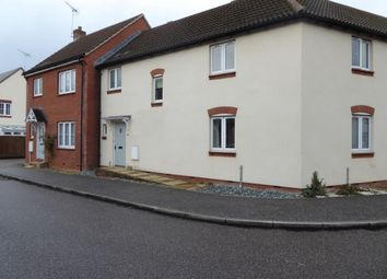 Thumbnail 3 bed terraced house to rent in Hawks Drive, Tiverton