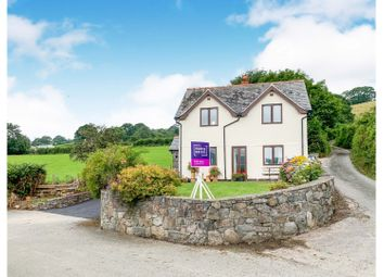 Thumbnail 4 bed detached house for sale in Cynwyd, Corwen