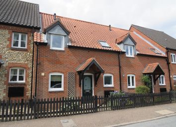 Thumbnail 2 bed terraced house for sale in Goodrick Place, Swaffham