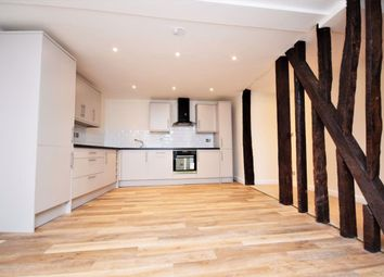 Thumbnail 1 bed flat to rent in High Street, Saffron Walden
