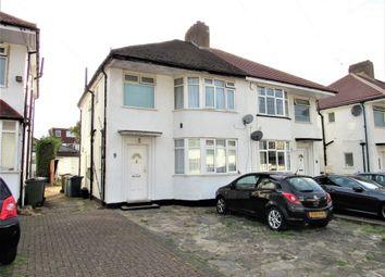 Thumbnail 3 bed semi-detached house for sale in Tavistock Road, Edgware