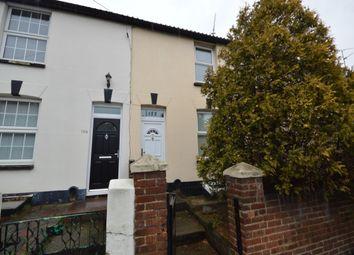 Thumbnail 2 bedroom terraced house to rent in Gillingham Road, Gillingham