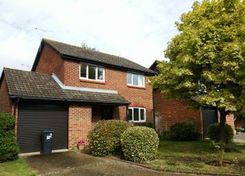 4 bed detached house for sale in Abingdon Close, Woking GU21