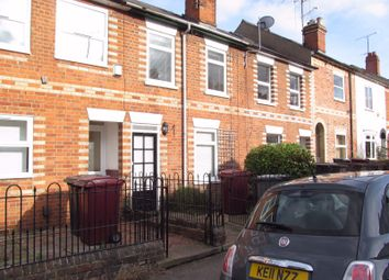 Thumbnail 3 bed terraced house to rent in Hatherley Road, Reading