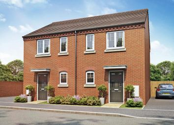 Thumbnail 2 bed semi-detached house for sale in Napton Road, Stockton, Southam