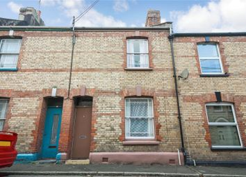 Thumbnail 2 bedroom terraced house for sale in Richmond Street, Barnstaple