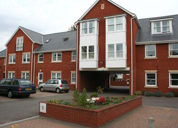Thumbnail 1 bed flat to rent in Tudor Court, 15 Christchurch Street, Ipswich, Suffolk