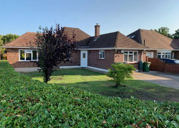 Thumbnail 3 bed detached bungalow for sale in Westfield Drive, Bookham, Leatherhead