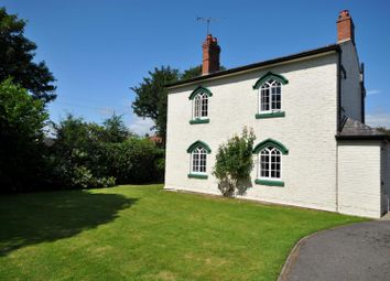 Thumbnail 4 bed detached house for sale in Mannings Lane South, Hoole, Chester