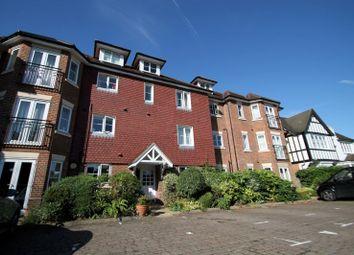 Thumbnail 2 bed flat to rent in Oatlands Chase, Weybridge