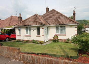 Thumbnail 3 bed bungalow for sale in Hillview Road, Findon Valley
