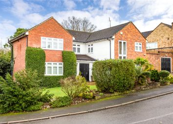 Thumbnail 4 bed detached house for sale in Woodfield Rise, Bushey
