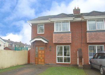 Thumbnail 4 bed semi-detached house for sale in 4 Esker Meadow Grove, Lucan, Dublin