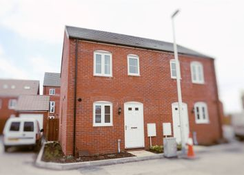 Thumbnail 2 bed semi-detached house to rent in Heol James Gravell, Llanelli, Carmarthenshire