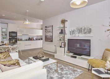 Thumbnail 2 bedroom flat for sale in Aura, Off Long Road, Trumpington, Cambridge