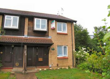 Thumbnail 1 bed maisonette to rent in Willowmead Close, Horsell, Woking