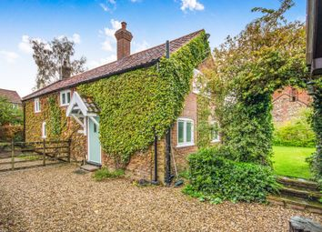 Thumbnail 2 bed cottage for sale in The Street, Foxley, Dereham