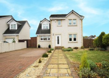 Thumbnail 3 bed detached house for sale in Shawsgate, Larkhall, South Lanarkshire