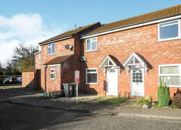 Thumbnail 2 bedroom terraced house for sale in Eckersley Drive, Fakenham