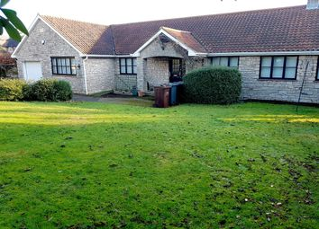 Thumbnail 4 bedroom detached bungalow to rent in Gillott Lane, Wickersley, Rotherham
