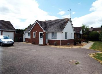 Thumbnail 2 bed bungalow for sale in Mayfly Close, Chatteris, Cambridgeshire